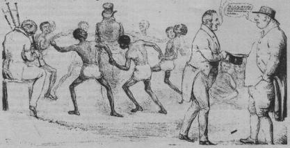 Slave Cartoon