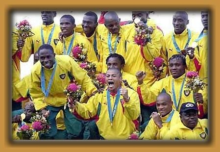 Cameroon Victory Team