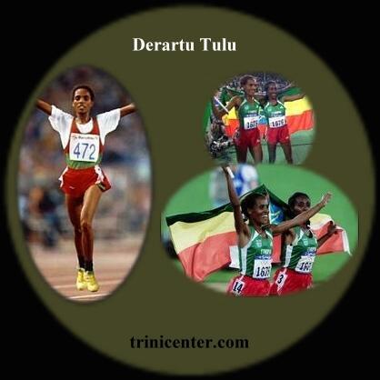 Ethiopia's Derartu Tulu
