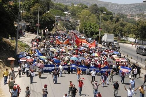 Honduras: La Lucha Continua