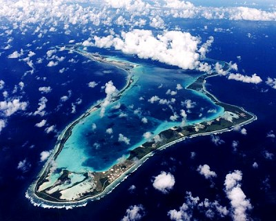 The Chagos islands