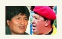 Morales and Chavez