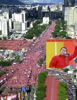 Hugo Chávez (1954 – 2013)