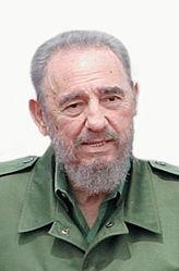 Fidel Castro in 2003