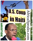 U.S. Coup in Haiti