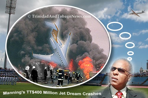 Mqanning's Jet Dream Crashes