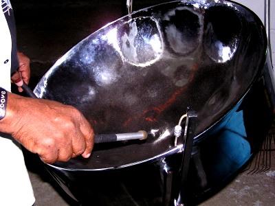 The Steelpan